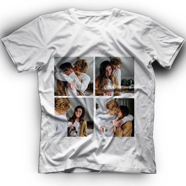 Tricou personalizat 4 poze