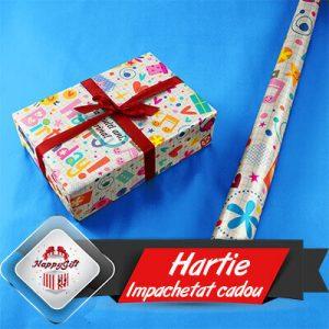 Hârtie de împachetat cadouri