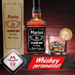 Whisky personalizat