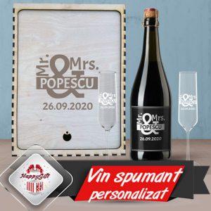 Vin Spumant Personalizat